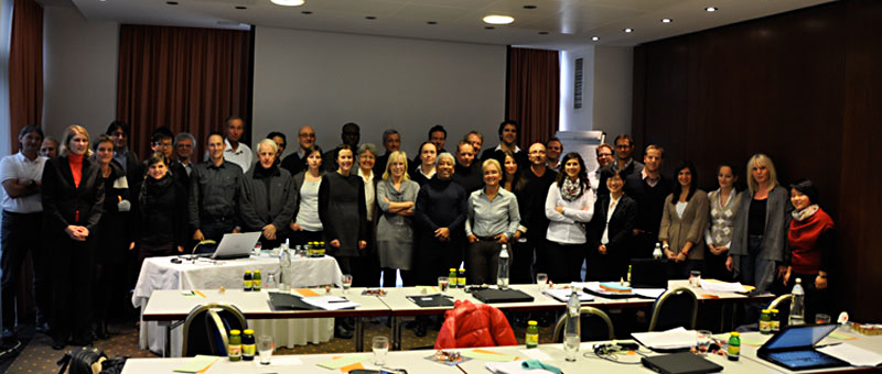 The VascuBone consortium in December 2010